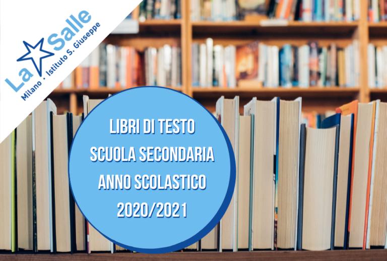 Istituto-San-Giuseppe-La-Salle-Milano-Scuola-Secondaria-Anno-Scolastico-2020-2021-Libri-di-testo