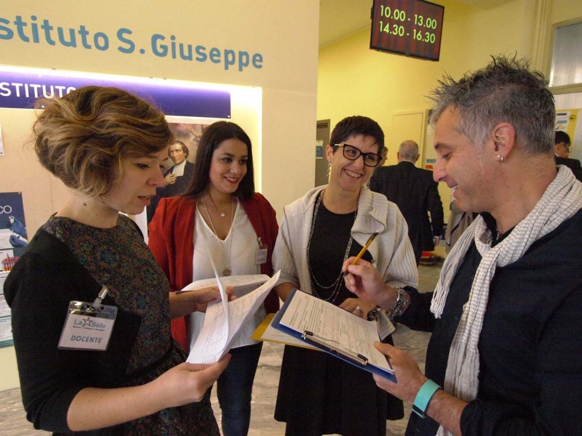 Istituto San Giuseppe La Salle Milano Open Day 2016-2017