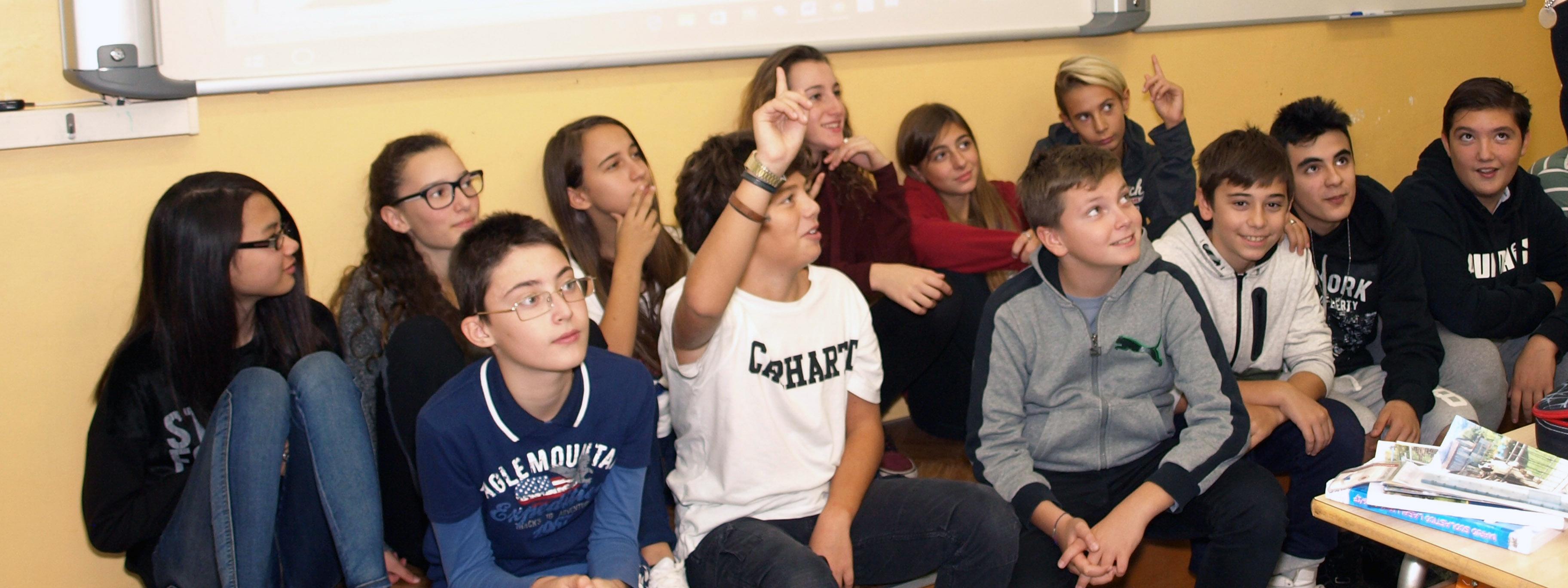 Istituto San Giuseppe La Salle Milano Scuola Secondaria_Head