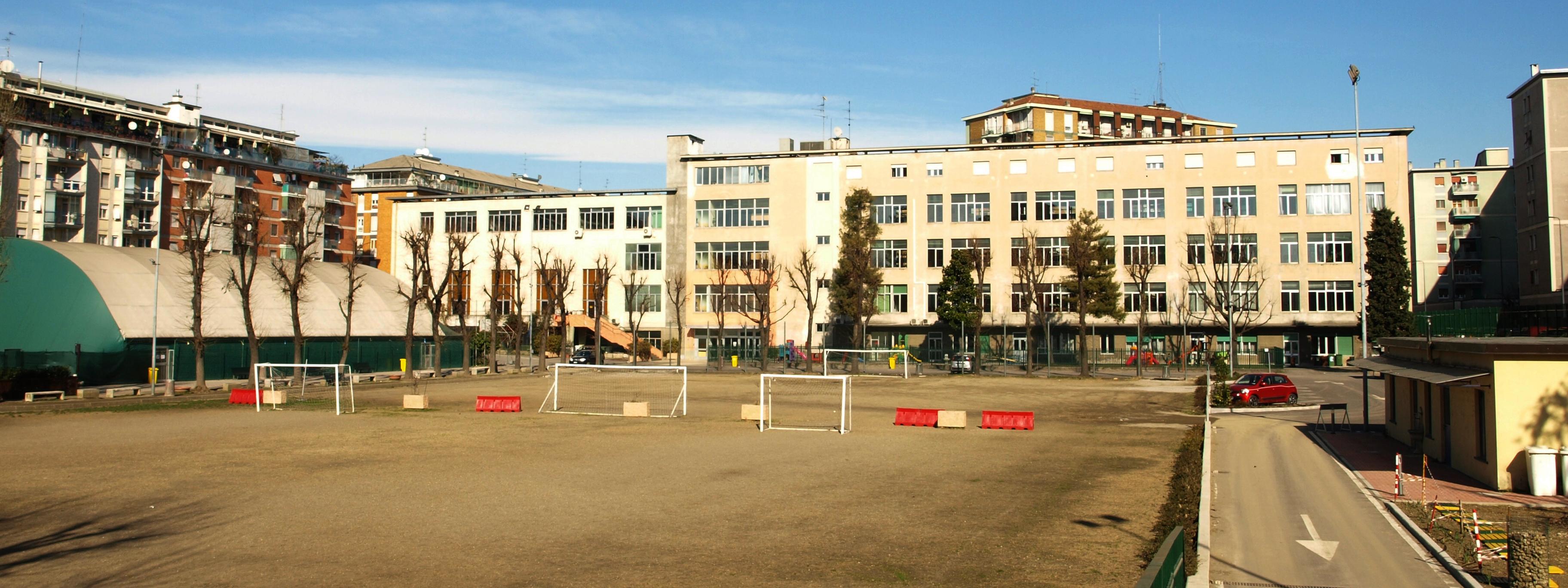 Istituto San Giuseppe La Salle Milano La Scuola