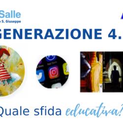 Istituto San Giuseppe La Salle Milano Associazione Lasalliana Genitori Incontro Generazione 4.0 Quale Sfida Educativa