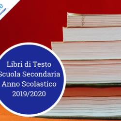 Istituto San Giuseppe La Salle Milano Scuola Secondaria Anno Scolastico 2019-2020 Libri di testo