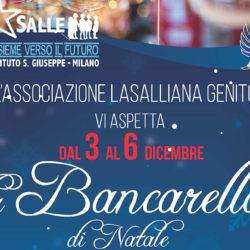 Istituto San Giuseppe La Salle Milano Bancarella di Natale 2019_Head