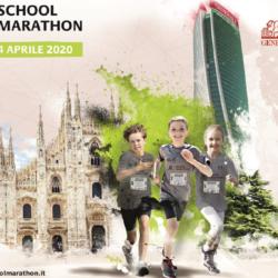 Istituto San Giuseppe La Salle Milano Associazione Lasalliana Genitori Bridgestone School Marathon 2020_Head