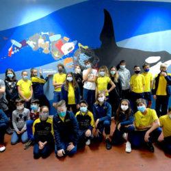 Istituto San Giuseppe La Salle milano Scuola Secondaria Un murale per L'Ambiente #AmbienteaScuola_Evidenza