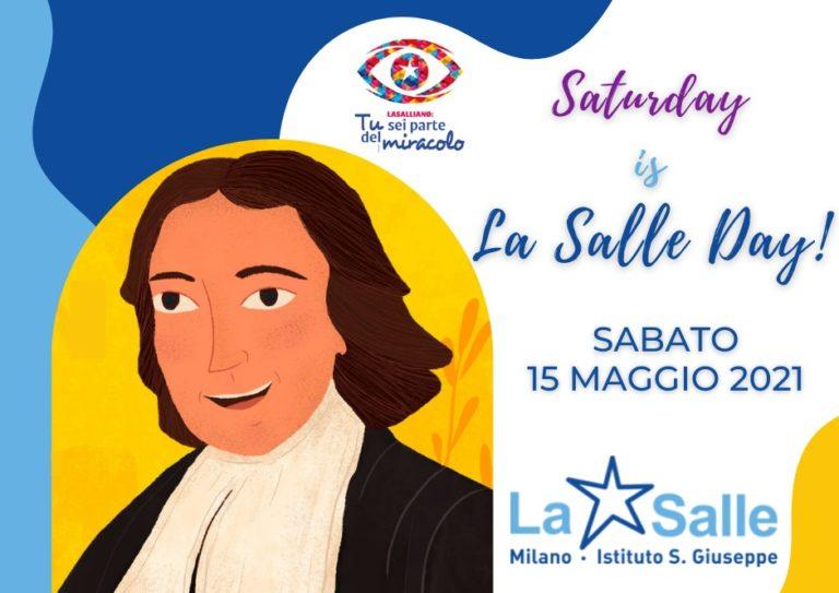 La Salle Day 2021 Istituto San Giuseppe La Salle Milano